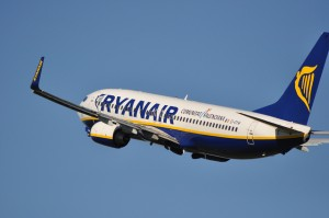 Ryanair volando