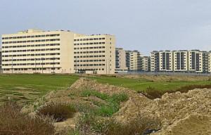 Arcosur, capacidad para 21.000 viviendas