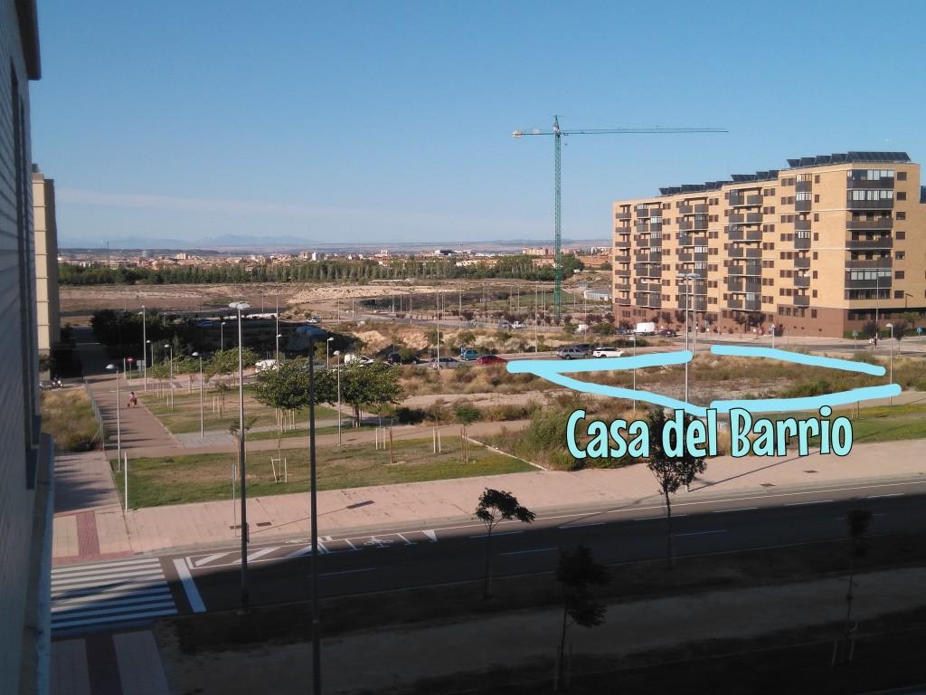 Casa del barrio Ubicacion GRANDE