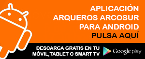 App de Arqueros Arcosur para Android