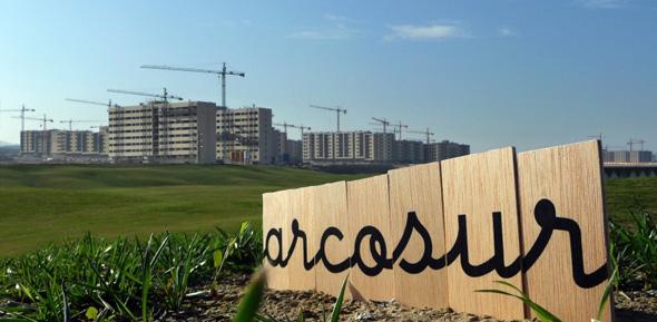 Campo de golf, Arcosur